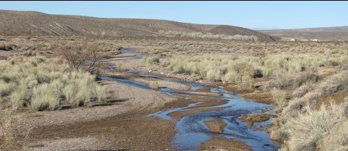 Conservation Gateway Nevada water page