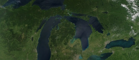 great lakes, michigan, freshwater conservation, biodiversity, nature conservancy